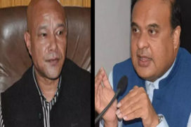Meghalaya BJP legislator sends letter to Himanta Biswa Sarma, seeks withdrawal of FIR against KSU leader