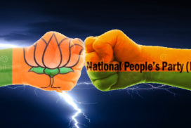NPP cannot ask BJP to leave MDA: Meghalaya BJP
