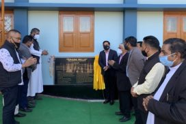Rural 'prime hub' inaugurated in Songsak
