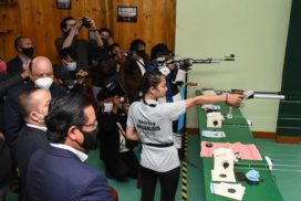 CM: shooting range is a small step towards creating better infrastructure for the development of the sport in the State