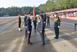 139thCourse of National Defence Academy passing out parade