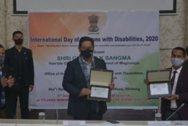 Meghalaya celebrates International Day of Persons with Disabilities