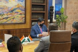 Meghalaya govt to take up implementation of ILP with Union Home Minister