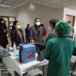 Meghalaya holds COVID-19 vaccination dry run