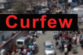 Night curfew in Shillong extended till January 10.