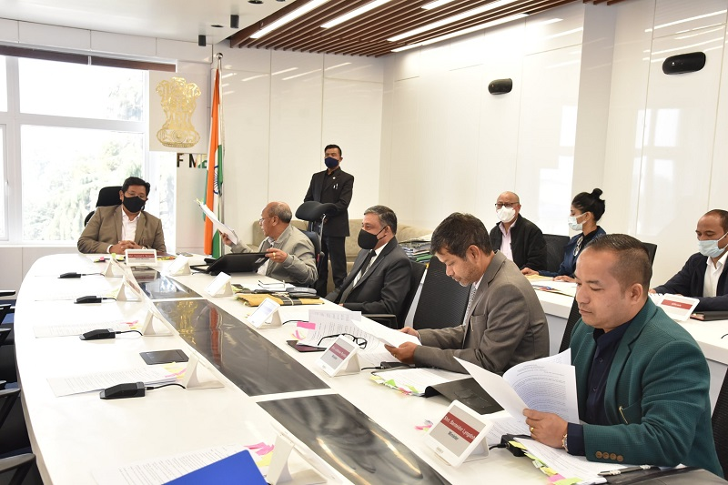 Meghalaya govt to reimburse 95 percent of IT returns paid by all India service officers