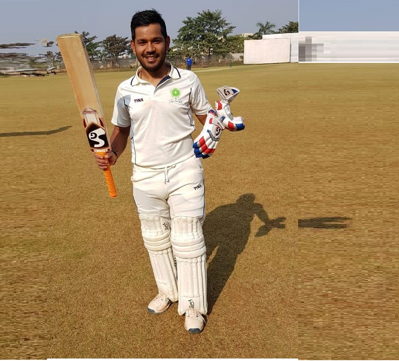 Vijay Hazare Trophy: Bisht batters Sikkim with the bat, Dippu with the ball