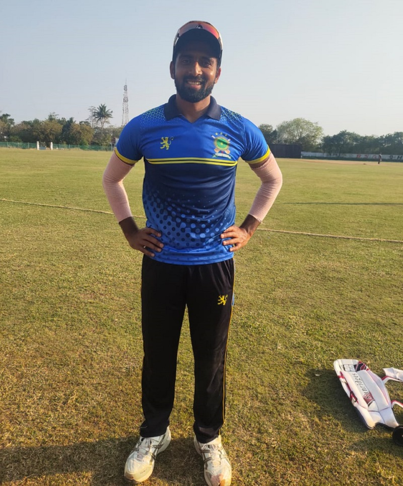 Vijay Hazare Trophy: Meghalaya close out campaign with win over Manipur