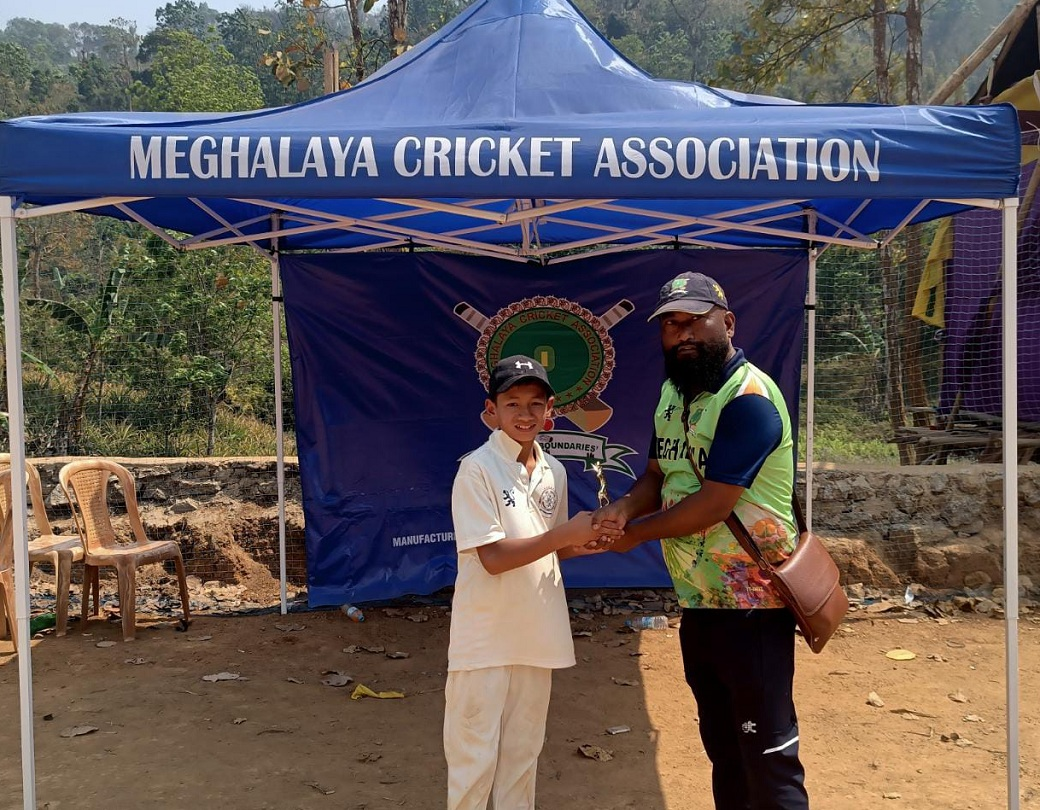 MCA U-14 Inter District Tournament: Shillong, All Jaintia victorious in Zone 1