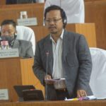 James Sangma Garo Hills facing problems of billing efficiency and AT &C losses