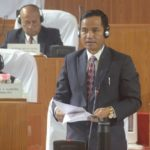 Renikton Lyngdoh Tongkhar Meghalaya receives Rs. 200 crore to complete unfinished projects