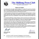 Shillong Press Club condemns assault of local channel cameraman