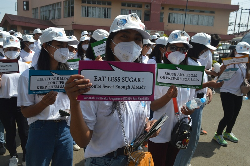 World Oral Health Day observed