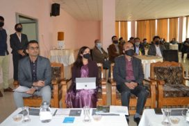 Workshop on urban mobility for Shillong city held