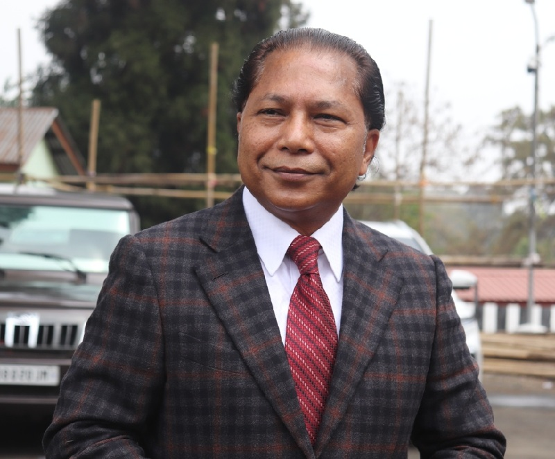 Mukul Sangma: How will you ensure independent enquiry if police officers still in office
