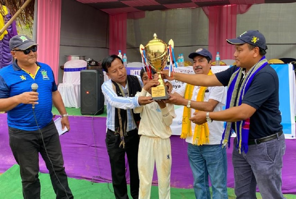 MCA U-14 Inter District Tournament: Shillong Cricket Association triumph in final