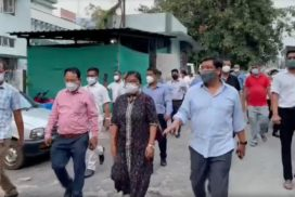 Chief Minister reviews preparedness of West Garo Hills to handle COVID-19 cases