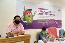 Conrad Sangma: Govt working on a number of interventions to promote value-added jackfruit products