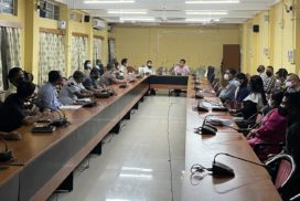 Chief Minister reviews Covid-19 situation in Garo Hills region