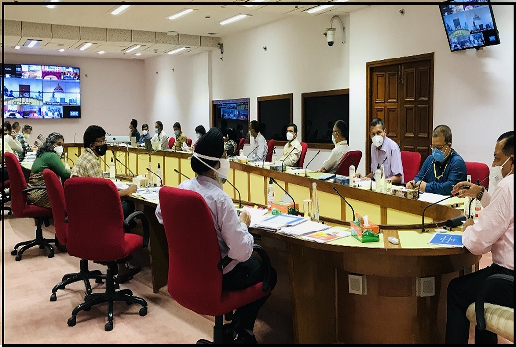 Dr. Jitendra Singh: Covid-19 cases in northeast declining except Meghalaya