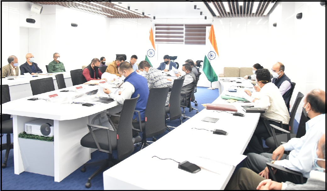 Meghalaya cabinet approves Public-Private Partnership Policy