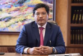 Conrad speaks to Himanta on Iongkhuli incident