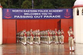 61 police officers graduates from North Eastern Police Academy