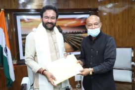 Shullai urge centre to support state in developing arts and culture