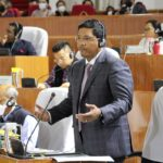 Chief Minister of Meghalaya in the Assambly 2021