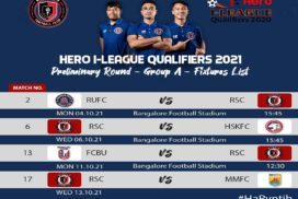 Core of Ryntih FC will be local players