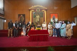 Meghalaya Governor felicitate teachers who reached out to underprivileged students during pandemic