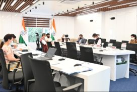 Regional Committees brief government on disputed areas with Assam