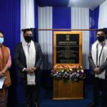 Chief Minister lays base for Khadi Plaza