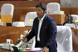 Conrad: In 2013 Mukul as CM said government does not want ILP