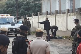 Police defuse bomb recovered in front of NPP office