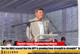 NPP as a party not happy over threat to it's members by HNLC