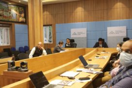 Meghalaya enhancing state capability to address complex development issues