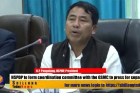 HSPDP-GSMC to form coordination committee to carry forward demands for separate States