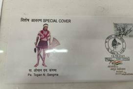 Conrad Sangma launches special postal covers
