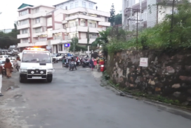 IED recovered in front of NPP office Shillong
